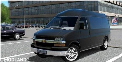 Chevrolet Express [1.5.0], 1 photo
